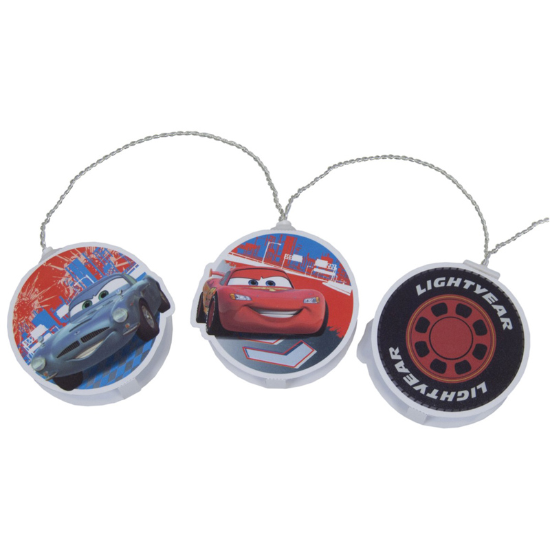 String Lights For Cars : Disney Characters 10 String Lights from Endon Lighting WWSM