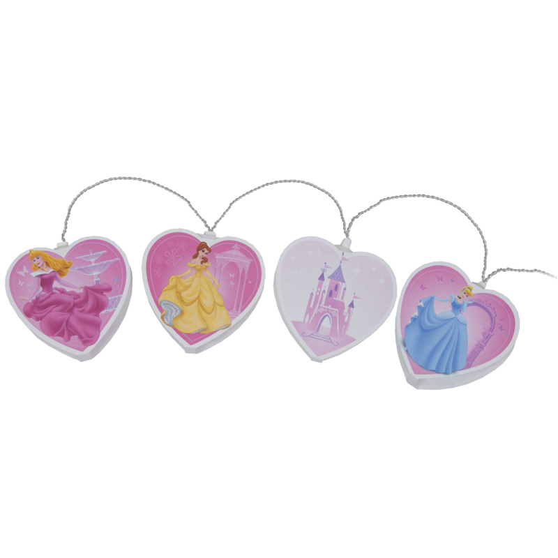 Disney Characters 10 String Lights From Endon Lighting Wwsm
